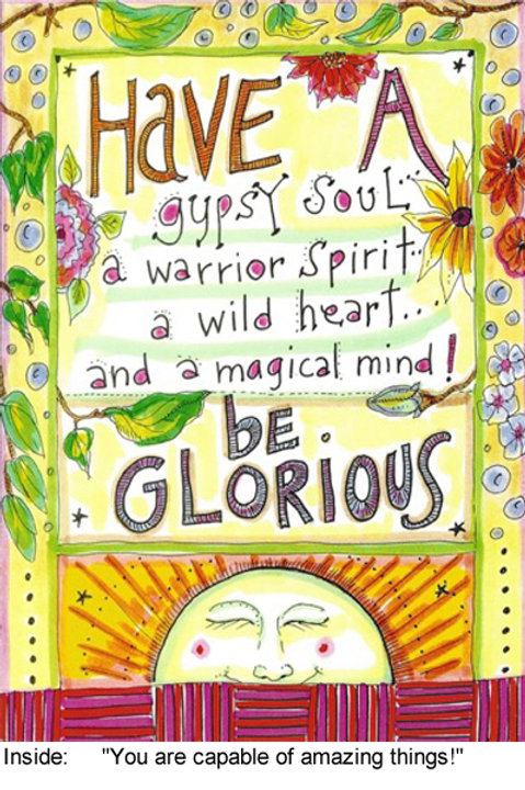 Be glorious - #nd-272