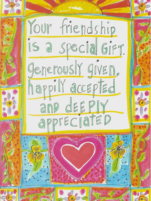 Your friendship -   #nd-319