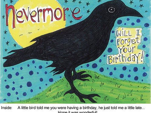 Nevermore - #nd-257