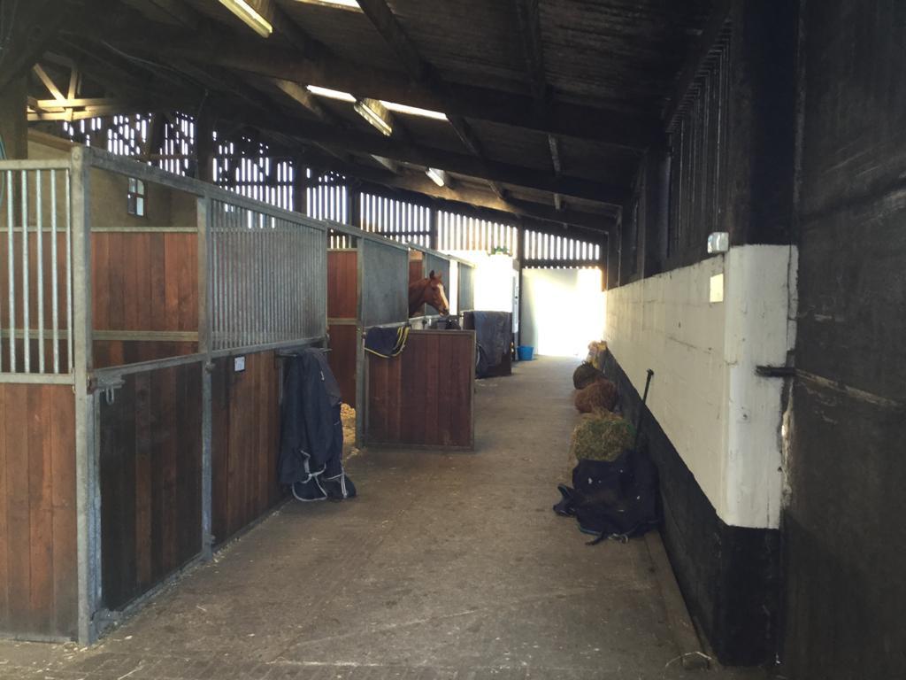 Indoor stables