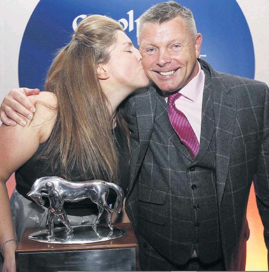 Gemma Winning at Godolphin Awards.png