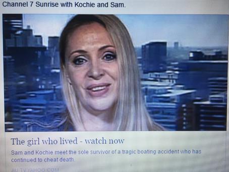 Channel 7 Sunrise