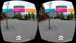 Virtual Reality - Oxford Brookes VR