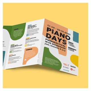 Piano Days folder