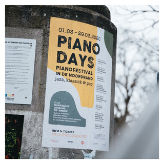 Piano Days poster