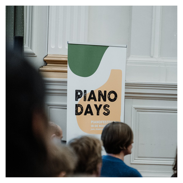 Piano Days rollup banner