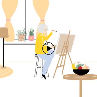still uit animatievideo