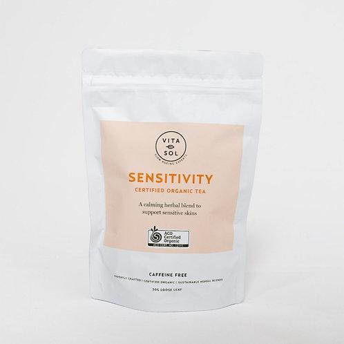 SENSITIVITY CERTIFIED ORGANIC TEA 30g