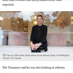 Daily Telegraph Online x Face by SM