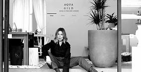 Aqua Gild website