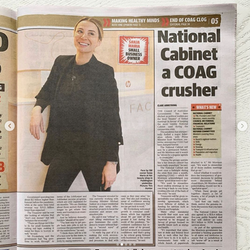 Daily Telegraph x Face by SM