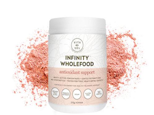 INFINITY WHOLEFOOD - ANTIOXIDANT SUPPORT