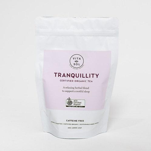 TRANQUILLITY CERTIFIED ORGANIC TEA 40g