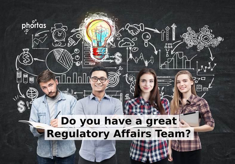 Do you have a great Regulatory Affairs team?