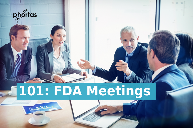 101: FDA Meetings