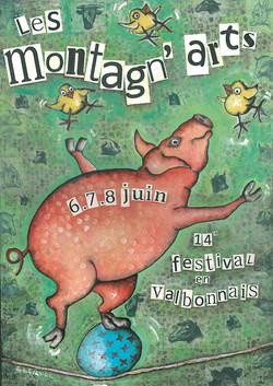 Festival des Montagn'arts 2014