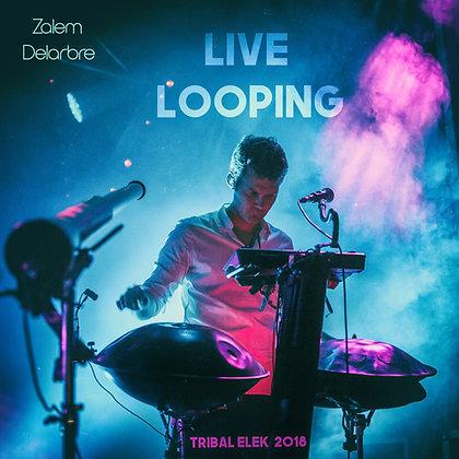 Zalem Delarbre - Live Looping (2019)