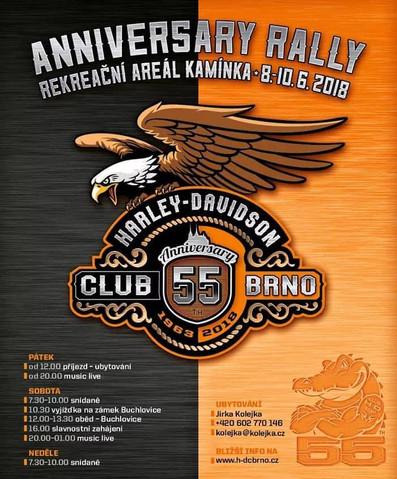 Loretta pro Harley-Davidson Club