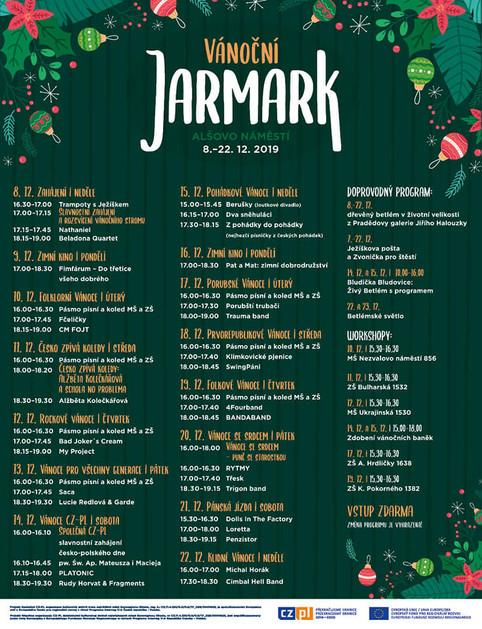 Vánoční Jarmark v Ostravě
