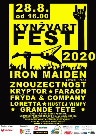 Páteční Kynžvartfest