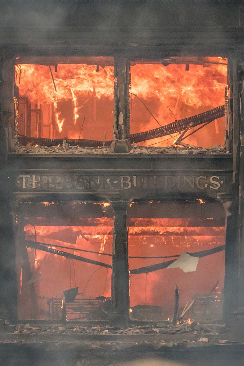 PDI - Primark Fire by Pamela Wilson (7.5 marks)