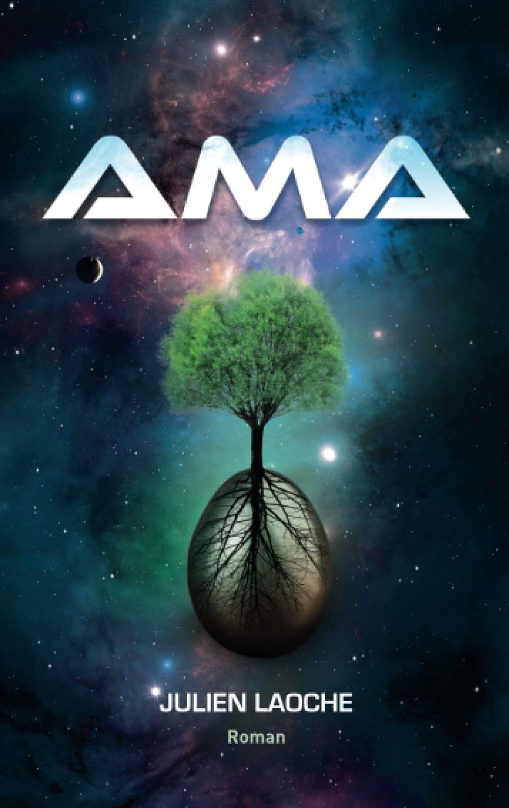 Couverture de Ama, de Julien Laoche