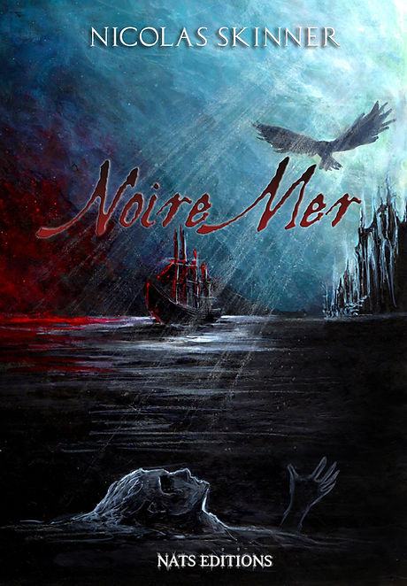 Couverture de Noire Mer de Nicolas Skinner