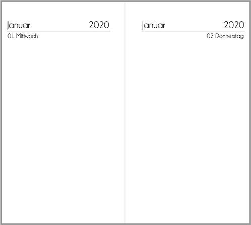 Datei: 1 Tag pro Seite Personal 2021