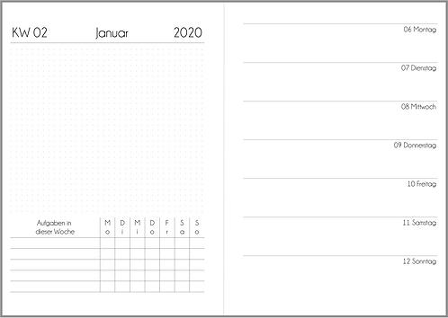 Datei: Woche auf 1 Seite mit mehr Platz A5 2021