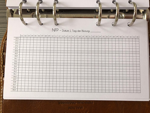 NFP Tracker Personal