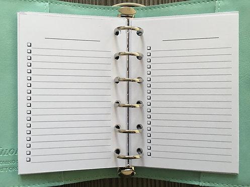 Checkliste Pocket