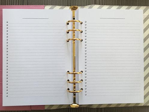 Checkliste A5