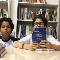 Livro paradidático: o mistério dos números perdidos