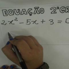 Equação e dicas de matemática