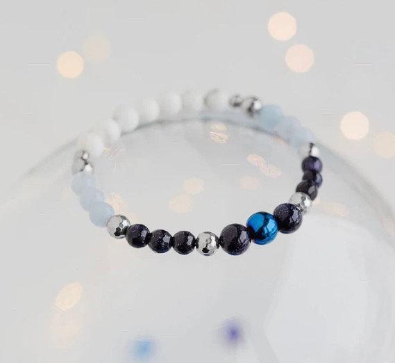 Bracelet sœurs cosmiques