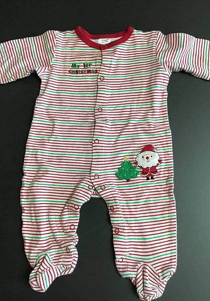 Pyjama de Noël 6-9 mois