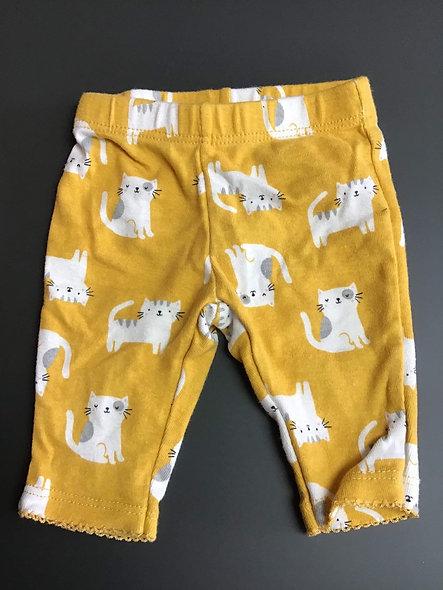 Petit pantalon chat NB