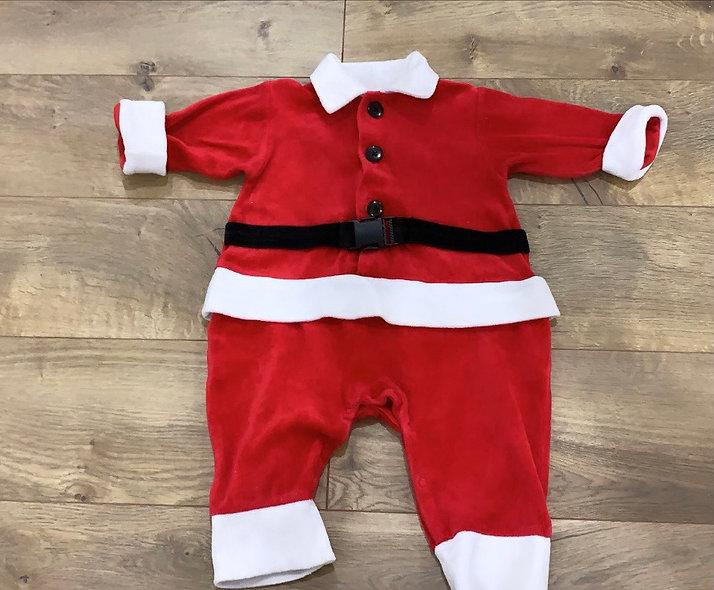 Pyjama rigolo de Noël 3-6 mois