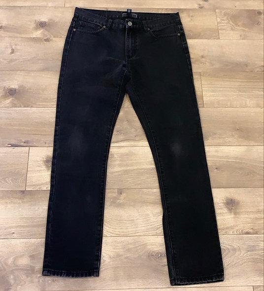 Jeans noir 33/32