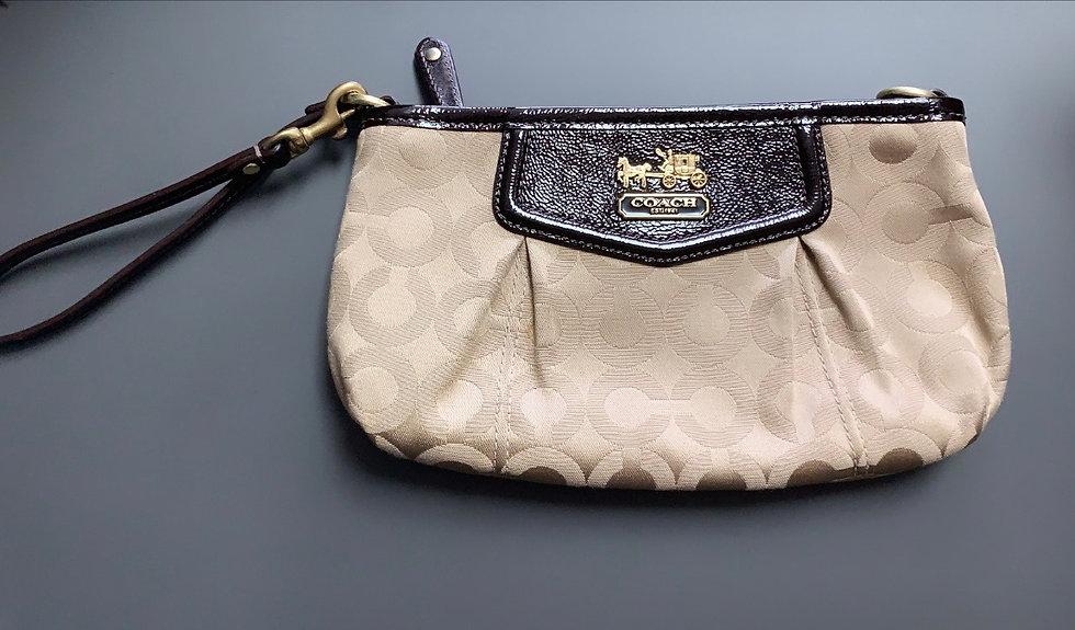 Duo sac à main bracelet & petit portemonnaie