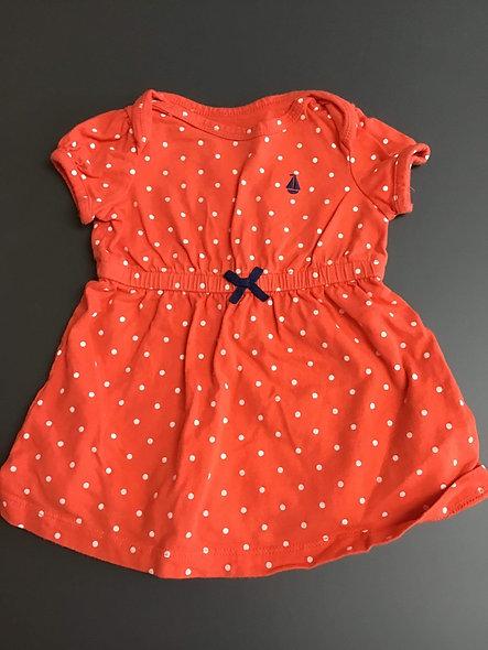 Magnifique robe Carter's 6 mois