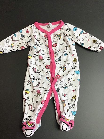 Pyjama H&M 9-12 mois