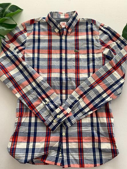Magnifique chemise Lacoste 38 (fait petit)