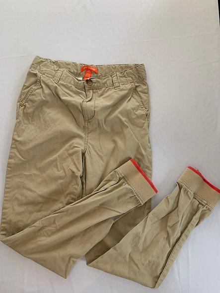 Pantalon jogger léger beige Joe Fresh XL ( 14 ans)