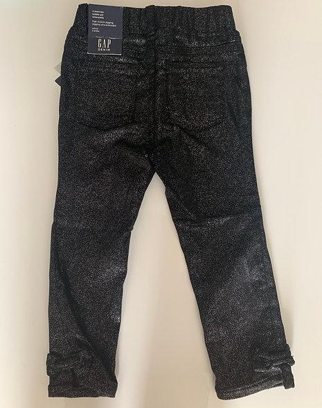 Joli jeans brillant Gap neuf 3T
