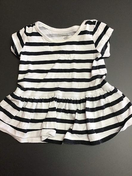 Magnifique petite robe tunique  0-3
