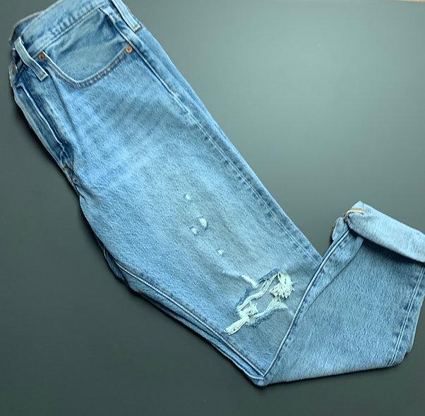 Jeans Levi's 27 taille haute très tendance