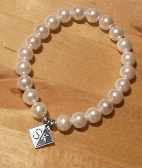 Bracelet perles passe-partout