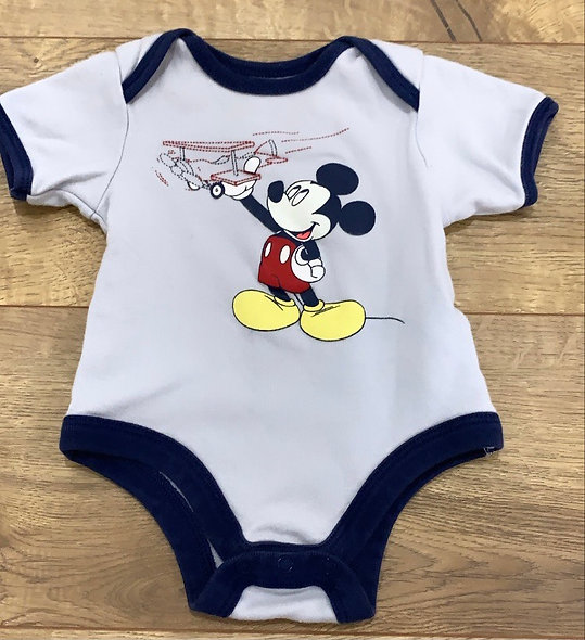 Joli cache-couche de Mickey 0-3 mois