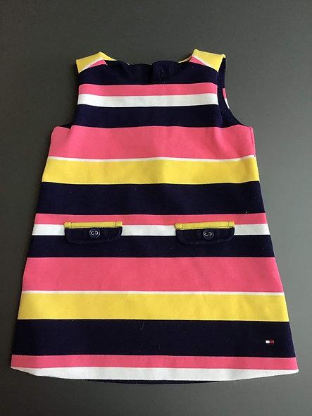 Magnifique robe Tommy Hilfiger 6-9 mois